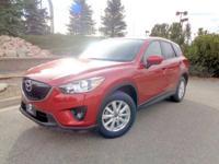 Our great-looking 2013 Mazda CX-5 Touring AWD is