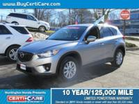 This 2013 Mazda offered at Certicare  Huntington.  The