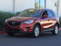 CARFAX One-Owner. 2013 Mazda CX-5 Touring FWD