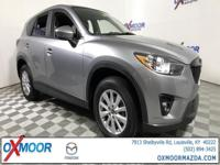 New Price! 2013 Mazda CX-5 Touring 4.62 Axle Ratio,