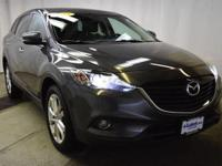 This 2013 Mazda CX-9 Grand Touring is proudly offered