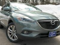 2013 Mazda CX-9, Dolphin Gray Mica, One Owner, Accident