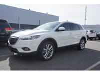 Mazda Certified, Excellent Condition. CX-9 Grand