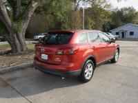Clean CARFAX. Red 2013 Mazda CX-9 Touring FWD 6-Speed