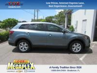 This Certified 2013 Mazda CX-9 is well equipped with: