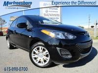 2013 Mazda Mazda2 Sport EXCLUSIVE LIFETIME WARRANTY!!.