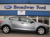 Look at this 2013 Mazda Mazda3 i SV. It has an
