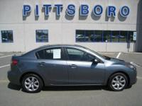 This 2013 Mazda MAZDA3 i SV will sell fast *Steering
