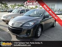 Liquid Silver Metallic 2013 Mazda Mazda3 i Grand