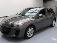 This awesome 2013 Mazda Mazda3 comes loaded with the