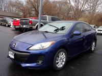 Mazda3 i Grand Touring. Heated front seats, Leather