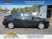 This 2013 Mazda Mazda3 i in is well equipped with:
