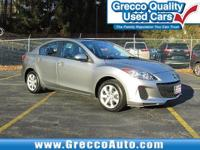 2013 Mazda Mazda3 i Balance of Manufacture Warranty,