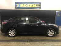 Come see this 2013 Mazda Mazda3 i SV. Its transmission