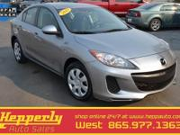 CARFAX One-Owner. This 2013 Mazda Mazda3 in Gray