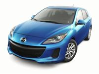 CARFAX One-Owner. Gray 2013 Mazda Mazda3 i Touring FWD