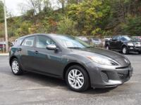 2013 Mazda Mazda3 i CARFAX One-Owner. Vehicle Detailed.