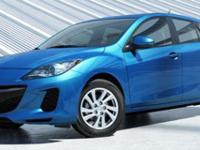 Mazda3 i Touring trim. LOW MILES - 22,562! FUEL