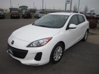 ***** MAZDA CERTIFIED PRE-OWNED MAZDA 3 HATCHBACK