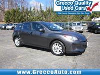 2013 Mazda Mazda3 i Clean Vehicle History Report, One