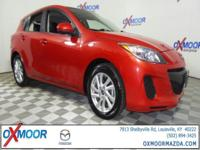 New Price! 2013 Mazda Mazda3 i 6 Speakers, ABS brakes,