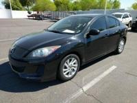 New Price! CARFAX One-Owner. 2013 Mazda Mazda3 i We