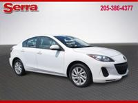 2013 Mazda Mazda3 i Touring FWD 6-Speed Automatic 2.0L
