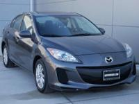 Options:  2013 Mazda Mazda3 I Touring|Gray/|V4 2.0L