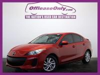 Fuel Efficient and Affordable! One Owner, Red with