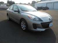 4DR. Car. Like New. Low Miles. SkyActiv Technology.