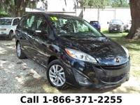 2013 Mazda Mazda5 Sport Features: Warranty - Keyless