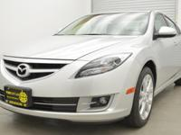 Mazda Certified, CARFAX 1-Owner, LOW MILES - 10! Mazda6