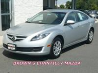 Climb inside the 2013 Mazda Mazda6! Offering an