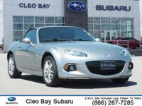 COMPLETE CLEO BAY USED VEHICLE INSPECTION!!. Miata