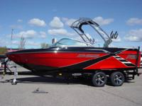 2013 B52 21 WIDE BODY, TOWER, ZERO OFF, WAKEBOARD