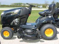 2013 McCulloch M2348T GREAT VALUE - TWIN CYLINDER