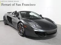 This is a McLaren, MP4-12C for sale by Ferrari of San