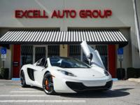 Introducing the 2013 Mclaren MP4-12C Spider with an