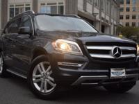 This Mercedes-Benz GL-Class is ready and waiting for