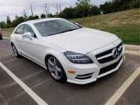 Certified Pre-Owned 2013 Mercedes-Benz CLS550. Diamond