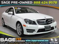 Climb inside the 2013 Mercedes-Benz C-Class! You'll