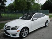 Options:  2013 Mercedes C250|Come And Visit Us At