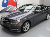 2013 Mercedes-Benz C-Class with Premium 1 Package,1.8L