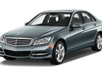 This 2013 Mercedes-Benz C-Class C 250 Luxury is proudly