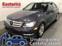 Options:  2013 Mercedes C250 4Dr Sdn C250