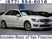 Mercedes Certified and Clean Carfax. Sports Package,