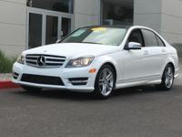 2013 Mercedes-Benz C-Class C250 31/22 Highway/City MPG