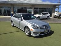 This 2013 Mercedes-Benz C-Class C250 Sport is proudly