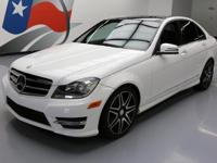 2013 Mercedes-Benz C-Class with Premium 1 Package,Sport