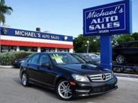 Options:  2013 Mercedes-Benz C-Class